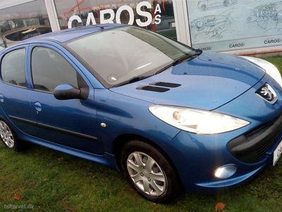 second-hand Peugeot 206+ 1,4 HDI Comfort Plus 70HK 5d
