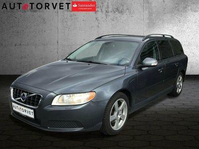 brugt Volvo V70 1,6 D DRIVe