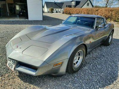 brugt Chevrolet Corvette 5,7 Aut