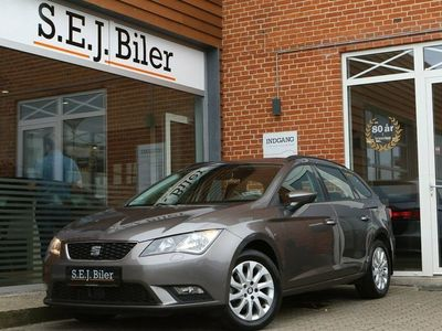 brugt Seat Leon ST 1,2 TSi Style 110HK 5d