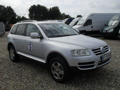 used VW Touareg 3,0 TDi Tiptr.