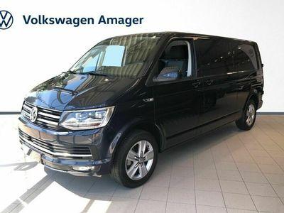 brugt VW Transporter 2,0 TDi 204 Kassevogn DSG lang