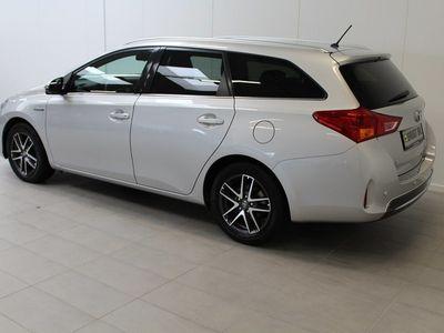 brugt Toyota Auris Hybrid H2 Premium Comfort TS
