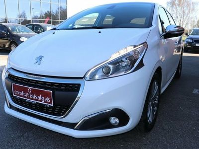 used Peugeot 208 1,6 BlueHDi 100 Allure Sky