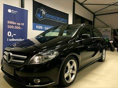 brugt Mercedes B200 CDi BE