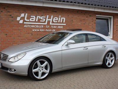brugt Mercedes CLS500 aut.