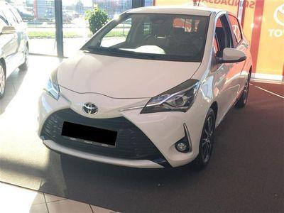 usado Toyota Yaris 1,0 VVT-I T2 Premium 69HK 5d