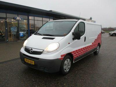 brugt Opel Vivaro 2,5 DTi L1H1 Van