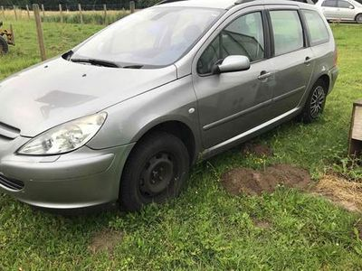 brugt Peugeot 307 1,6 I STC. 1,6