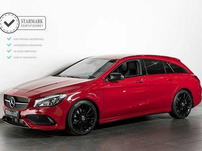 brugt Mercedes CLA220 d 2,2 Final Edition aut.