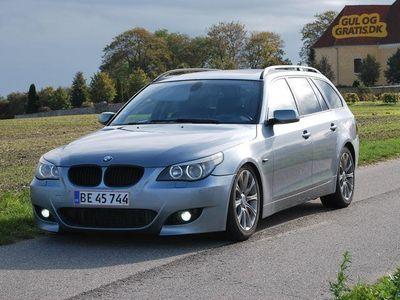 brugt BMW 535 d 2005 navigation virker igen