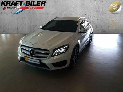 brugt Mercedes GLA220 2,2 CDi AMG Line aut. 4-M Van