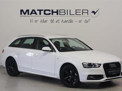 brugt Audi A4 Avant 1,8 TFSI Multitr. 120HK Stc 8g Trinl. Gear