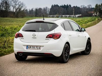 brugt Opel Astra Turbo 1,6
