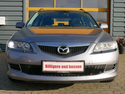 brugt Mazda 6 2,0 Touring stc.