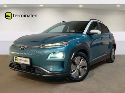 brugt Hyundai Kona 1,6 T-GDi Trend DCT