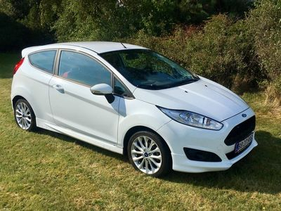 brugt Ford Fiesta 1.0 EcoBoost (140HK) Hatchback, 3 dørs Forhjulstræk Manuel