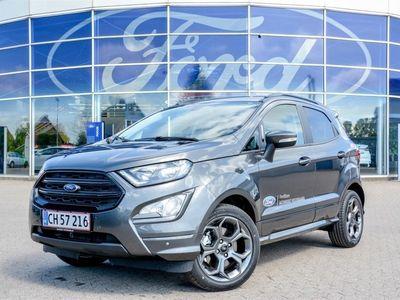 usata Ford Ecosport 1,0 EcoBoost ST-Line Start/Stop 140HK 5d