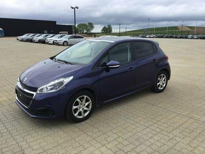 käytetty Peugeot 208 1,6 BlueHDi 100 Envy