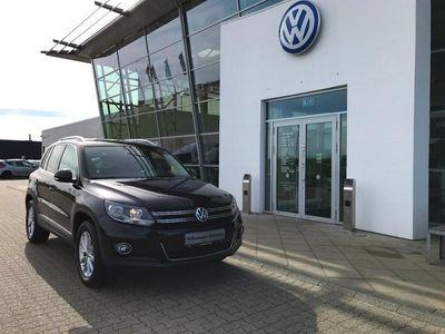 brugt VW Tiguan 2,0 TDi 140 Sport & Style DSG 4M