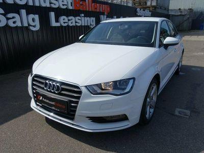 brugt Audi A3 1,6 TDi 110 Ambition