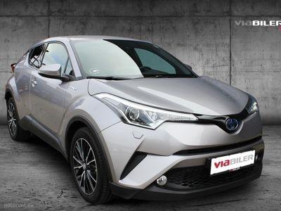 brugt Toyota C-HR 1,8 B/EL Selected Multidrive S 122HK 5d Aut.