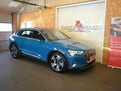 brugt Audi E-Tron - quattro