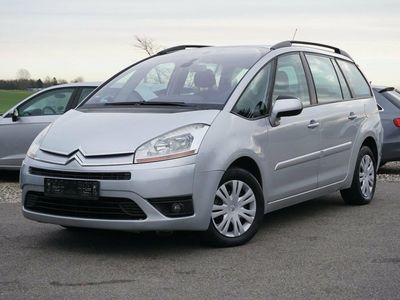 brugt Citroën Grand C4 Picasso 1,6 HDi 110 SX