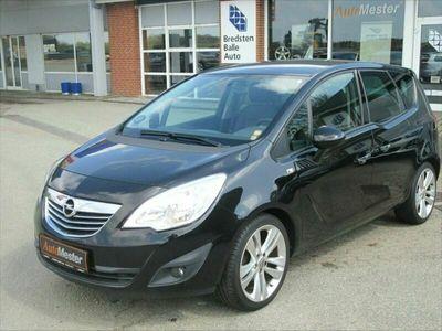 brugt Opel Meriva T 120 Cosmo