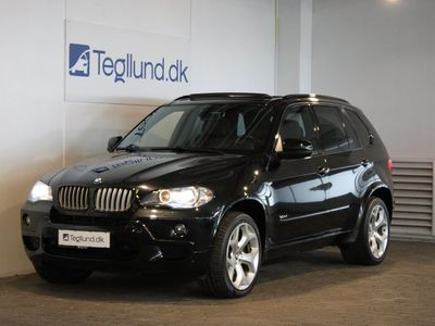 brugt BMW X5 SD Steptr.