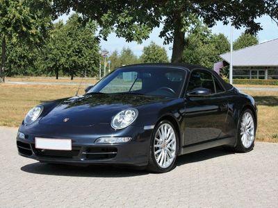 usado Porsche 911 Carrera S Cabriolet 3,8 Tiptr.
