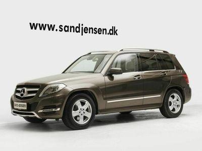 brugt Mercedes GLK350 3,0 CDi aut. 4-M BE