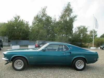 brugt Ford Mustang 5,0 V8 302cui. Fastback aut.