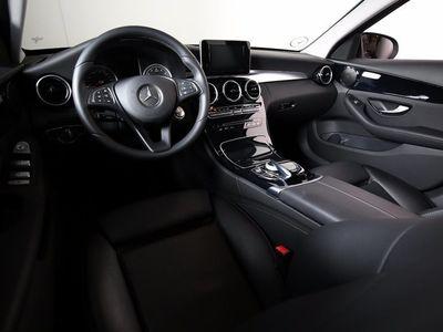 brugt Mercedes C200 AMG Line st.car aut.
