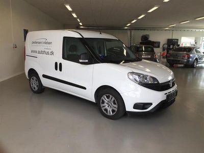 brugt Fiat Doblò 1,3 MJT 90HK Van