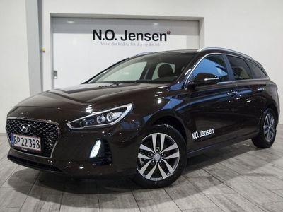 usado Hyundai i30 Cw 1,0 T-GDI Premium 120HK Stc 6g