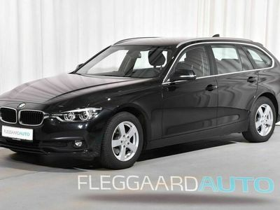 brugt BMW 320 d Touring 2,0 D Executive Steptronic 190HK Stc 8g Aut.