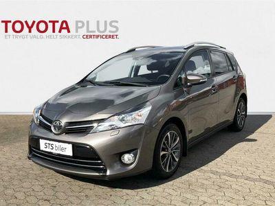 brugt Toyota Verso 1.8 VVT-i 7 sæder T2 Premium