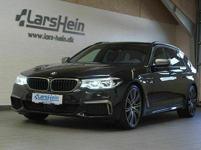 brugt BMW M550 d Touring xDrive aut.