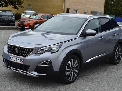 brugt Peugeot 3008 1,5 BlueHDi Infinity 130HK 6g