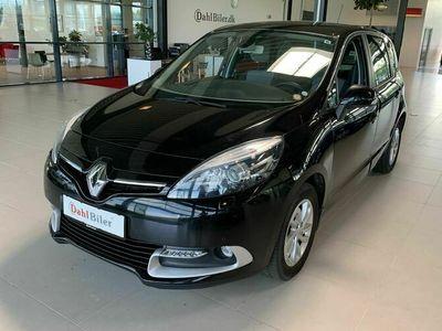 brugt Renault Scénic 1,5 DCI FAP Limited 110HK 6g