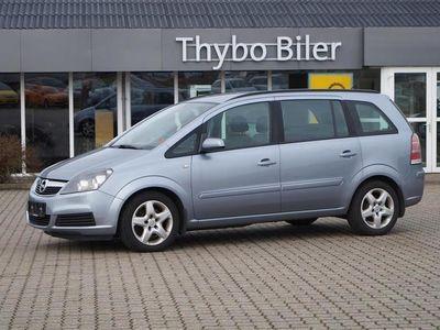 used Opel Zafira 1,9 CDTI 120HK