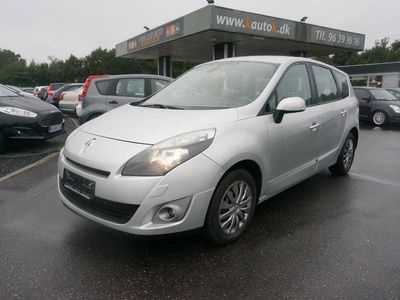 brugt Renault Grand Scénic III 1,5 dCi 110 Authentique+ 7prs