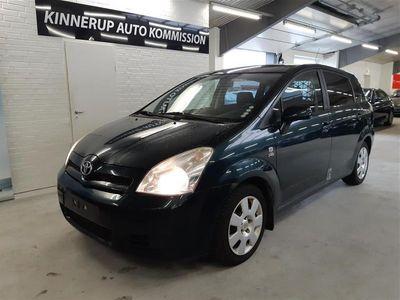 brugt Toyota Corolla SportsVan 2,0 diesel Sports Van 116HK Van