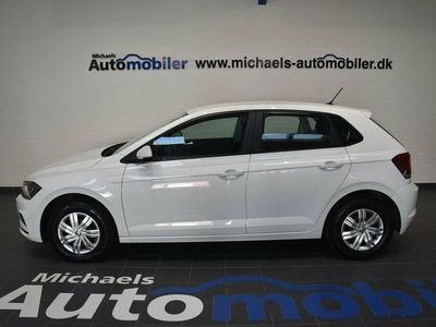 used VW Polo 1,0 MPi 75 Trendline