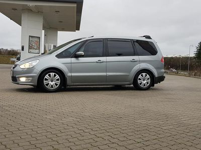 brugt Ford Galaxy 2,0 7 personers