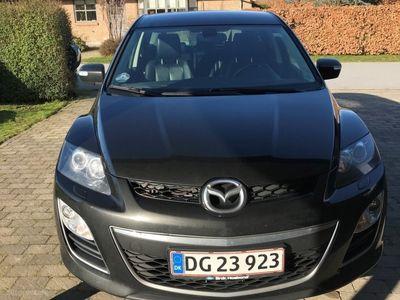 gebraucht Mazda CX-7 2,2 DE DPF Advance 4x4 173HK 5d 6g