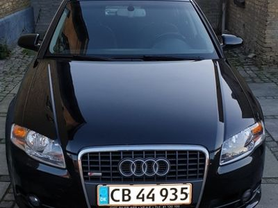 brugt Audi A4 LIMOUSINE 2,0 TDI