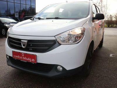used Dacia Lodgy 1,6 16V Ambiance 7prs