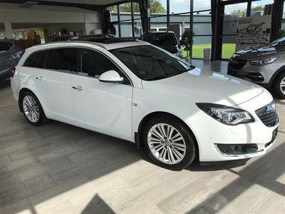 brugt Opel Insignia Sports Tourer 1,6 CDTI Cosmo 136HK Stc 6g